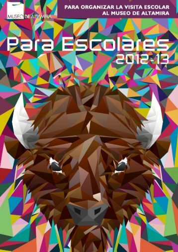 """Dossier """"Museo de Altamira para escolares"""" (en formato Adobe PDF)"""