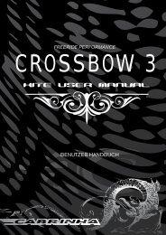 CROSSBOW 3 - Cabrinha