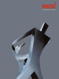 Sveisede, rustfrie og syrefaste stålrør - Inox A/S