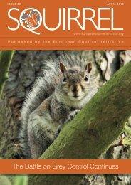 ESI newsletter issue 26.indd - European Squirrel Initiative