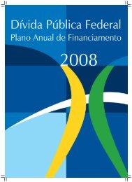 Plano Anual de Financiamento (PAF) - Tesouro Nacional