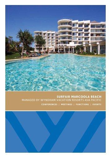 surfair marcoola beach managed by wyndham vacation resorts