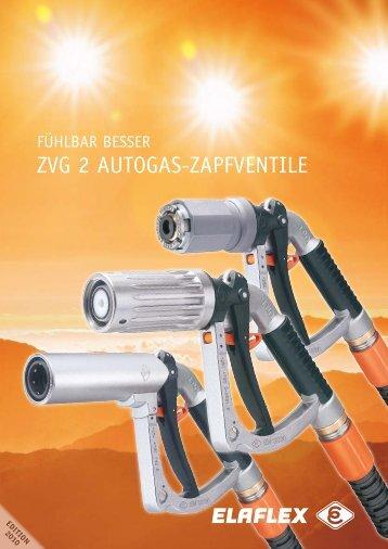 ZVG 2 autoGaS-ZapFVEntilE - bei ELAFLEX