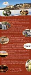 Weihnachtsbrief mit Highlights für das 1. Halbjahr ... - Hotel Sonnentau