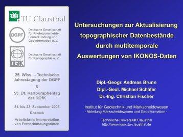 Daten - Dr. Michael Schäfer