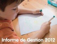 Informe de Gestión 2012 - Chec