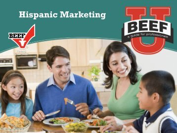 Hispanic Marketing - BeefRetail.org