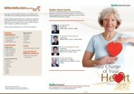 Heart Screening Packages - Raffles Medical Group