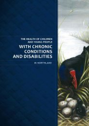 Children and Young People with Chronic Conditions and Disabilities