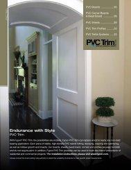 PVC Trim