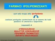 lezione ipolipemizzanti2009