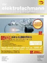 elektrofachmann - Elektro-Innung Berlin