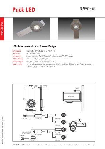 Puck LED - Störi Licht AG