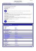 Saugos duomenų lapas - Zep Eesti OÜ - Page 4