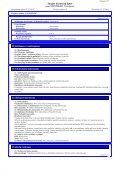 Saugos duomenų lapas - Zep Eesti OÜ - Page 5