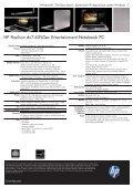 Produktový list - HPmarket.cz - Page 2