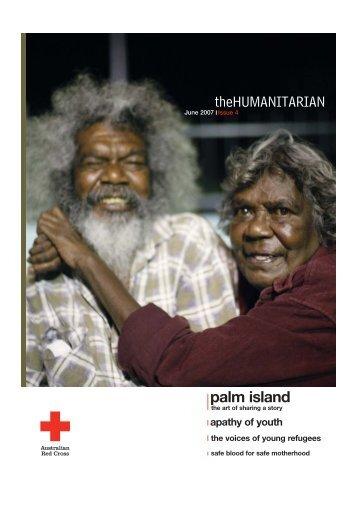 Issue 4, June 2007 - Australian Red Cross