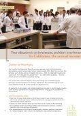 Thomas J. Long School of Pharmacy & Health Sciences - Page 6