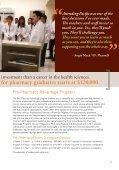 Thomas J. Long School of Pharmacy & Health Sciences - Page 7