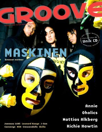 Maskinen - Groove