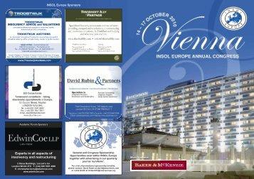 VIENNA Flyer[1] - Brinkmann & Partner