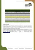 Mt Carrington Silver – Gold Project Exploration Update - White Rock ... - Page 5