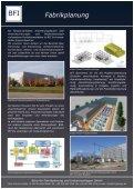 wir planen Fabriken - Büro für Fabrikplanung und Industrieanlagen ... - Seite 3