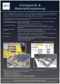 wir planen Fabriken - Büro für Fabrikplanung und Industrieanlagen ... - Seite 5