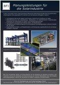 wir planen Fabriken - Büro für Fabrikplanung und Industrieanlagen ... - Seite 6