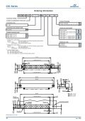 CSC Series 3 Contact Row Signal Connectors - Hypertac - Page 4