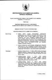 Pedoman Pengawasan - Departemen Energi dan Sumber Daya ...