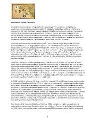 Instituto de las Tres Californias - Institute for Regional Studies of the ...
