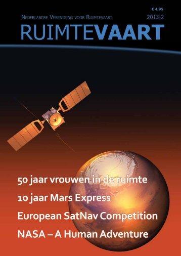 pdf (4.2 Mb) - Nederlandse Vereniging voor Ruimtevaart