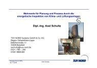 Dipl.-Ing. Axel Schultz - Energie Impuls OWL eV