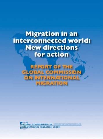 Report of the Global Commission on International ... - agri-migration