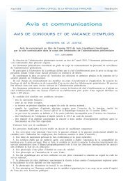 Journal officiel de la République française - N° 93 du 20 avril 2013