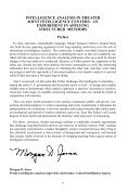 Intelligence Analysis in Theater Joint Intelligence Centers - National ... - Page 5