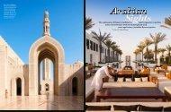 Oman Travel PDF – Gourmet Traveller Australia - Andrew Rowat