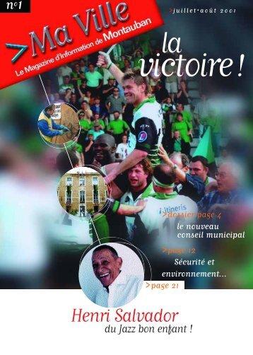 Henri Salvador - Montauban.com