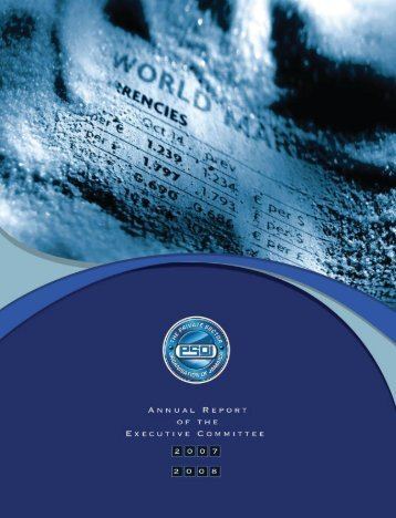 Please click here to view the PSOJ 2008 Annual Report