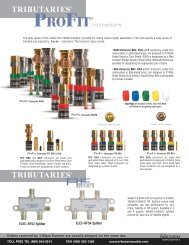 ProFit Mailer (Page 1) - Tributaries Cable