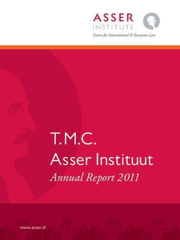 T.M.C. Asser Instituut - Asser Institute