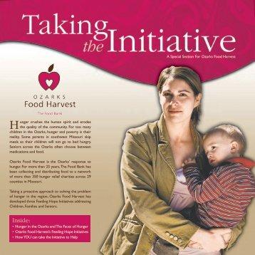Feeding Hope Initiatives - Ozarks Food Harvest