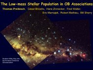 The Low-mass Stellar Population in OB Associations