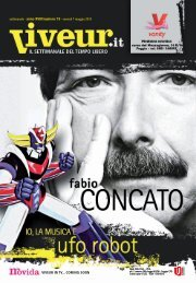Fabio Concato, il cantautore dal tocco gentile - Viveur