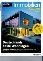 Capital Immobilien-Kompass 2012