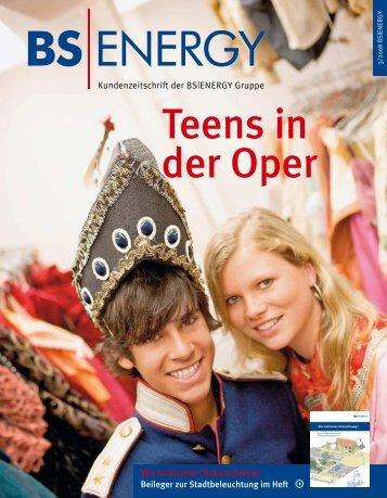 Der ¿iegende Holländer! - BS Energy