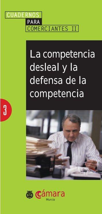 3 Cuadernos para Comerciantes - Cámara de Comercio, Industria y ...