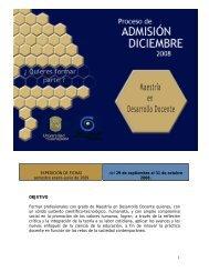 1 EXPEDICIÓN DE FICHAS semestre enero-junio de 2009 del 29 ...