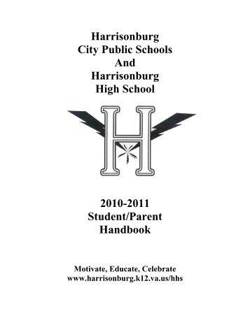 Harrisonburg City Public Schools And Harrisonburg High School ...